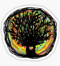 Healing Tree Sticker