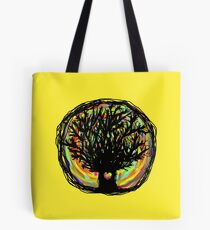 Healing Tree Tote Bag