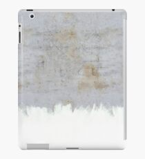 Painting on Raw Concrete iPad Case/Skin