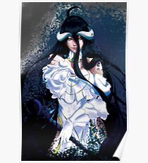Magnificent Albedo Horns  Poster