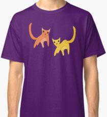 Jumpy Cats Classic T-Shirt