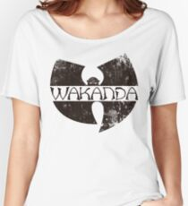Wakanda Women's Relaxed Fit T-Shirt