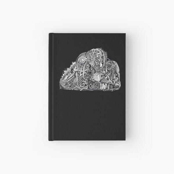 Psycho Warrior Hardcover Journal
