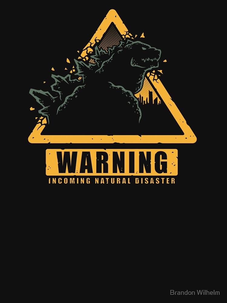 Incoming Natural Disaster! | Unisex T-Shirt