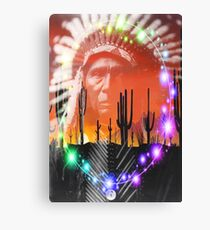 Ghost Dance Canvas Print