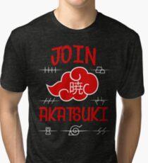 Join Akatsuki Tri-blend T-Shirt