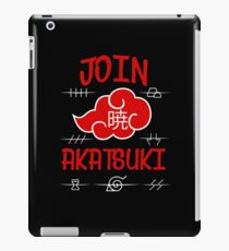 Join Akatsuki iPad Case/Skin