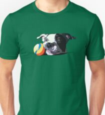 It's a Dog's Life Slim Fit T-Shirt