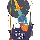 Be Colorful by Ananda Maharjan