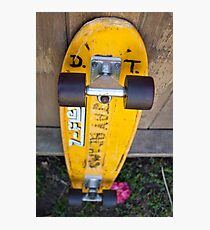 Jay Adams' Orignal Z-Flex Board Photographic Print