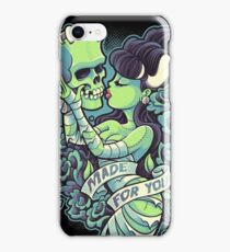 Made For You iPhone Case/Skin