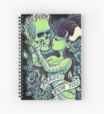 Made For You Spiral Notebook