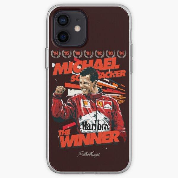 Coques et étuis iPhone sur le thème Michael Schumacher | Redbubble