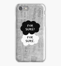 For Sure iPhone Case/Skin