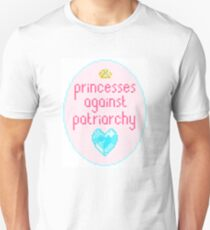 Princesses against Patriarchy Unisex T-Shirt