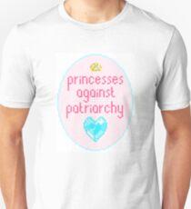 Princesses against Patriarchy T-Shirt