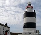 Hook Lighthouse - County Wexford by Lucinda Walter
