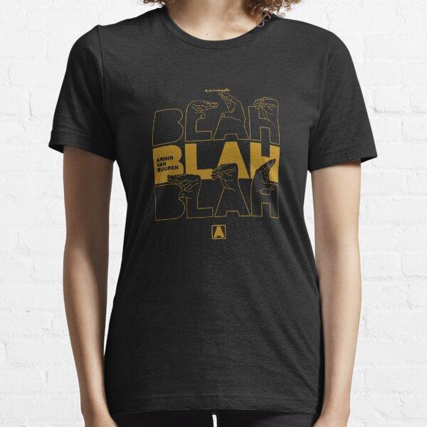 BEST SELLER - blah blah blah armin van buuren Merchandise Essential T-Shirt