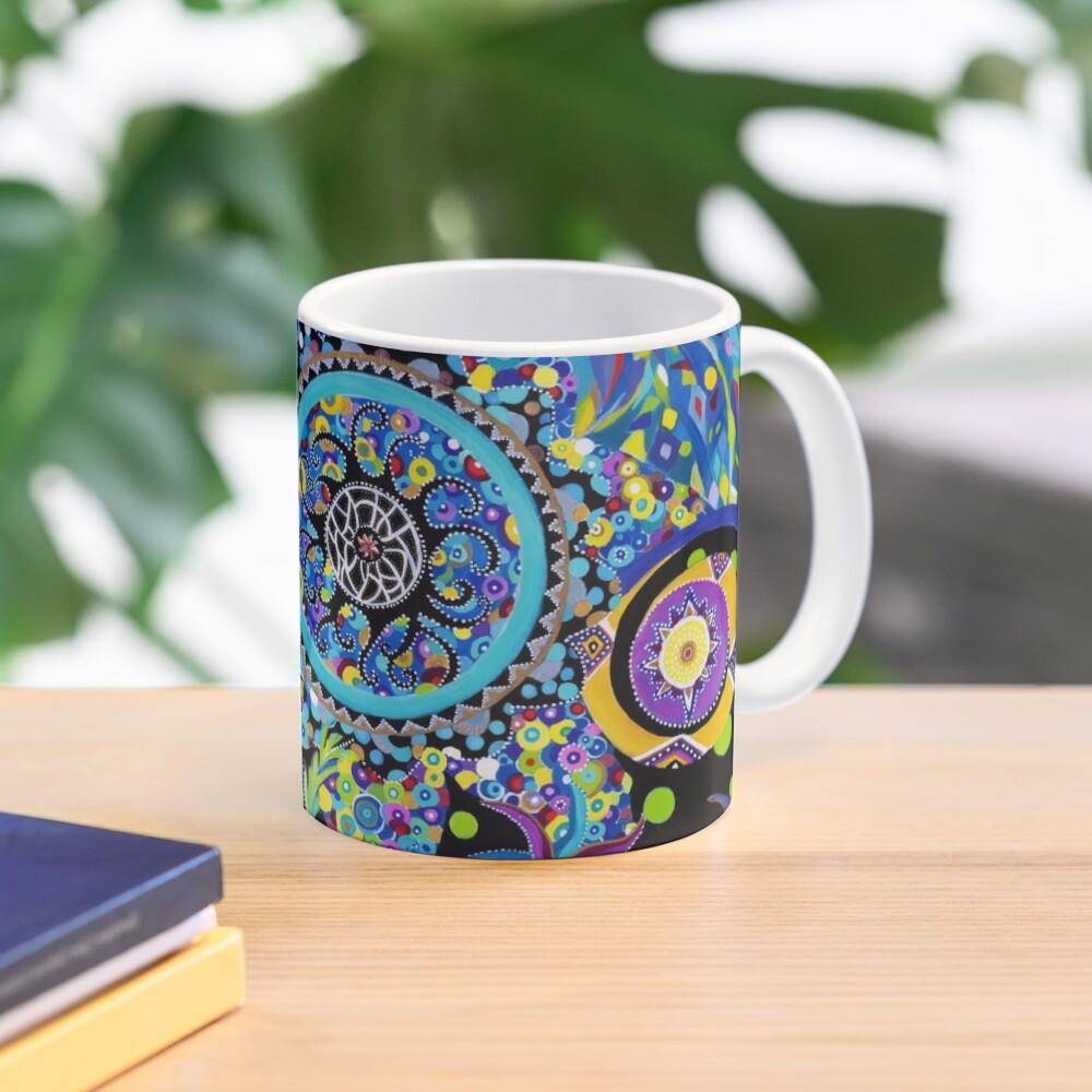 Mug «Matrice Aquatique»