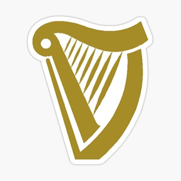 Bon goût de boire de la Guinness Sticker