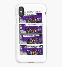stupid airplane noises iPhone Case/Skin