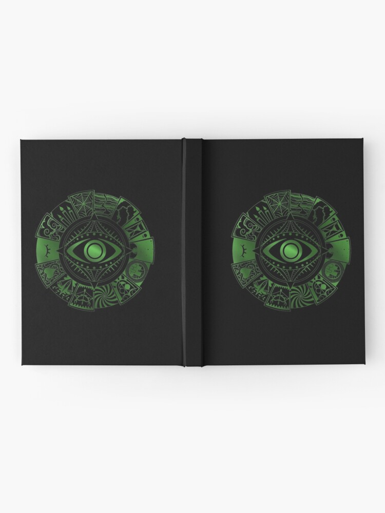Alternate view of Fears Wheel Hardcover Journal