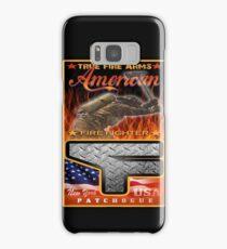 fireman Samsung Galaxy Case/Skin