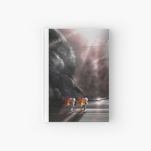 planet 6728 Hardcover Journal