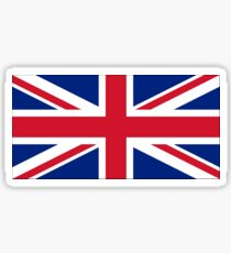 United Kingdom Flag Products Sticker