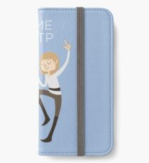 U+ME=OTP 11xRIVER iPhone Wallet/Case/Skin
