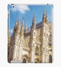 Il Duomo Milan Italy iPad Case/Skin