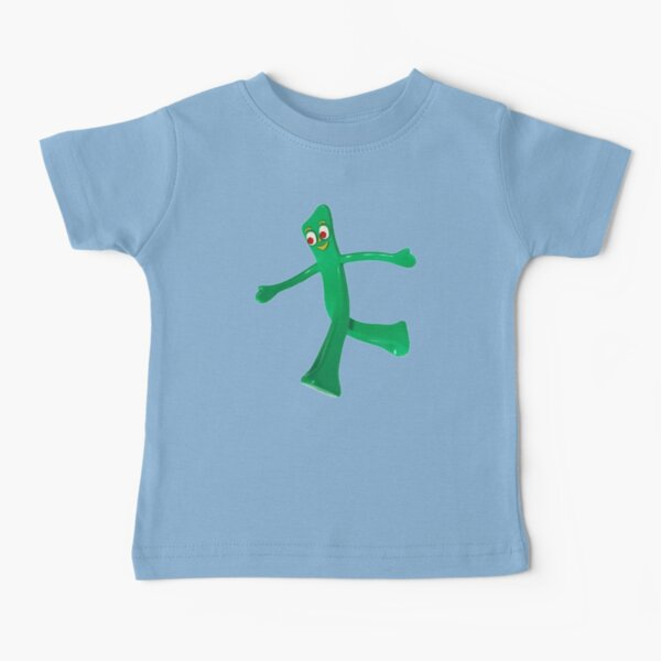 Gumby  Baby T-Shirt