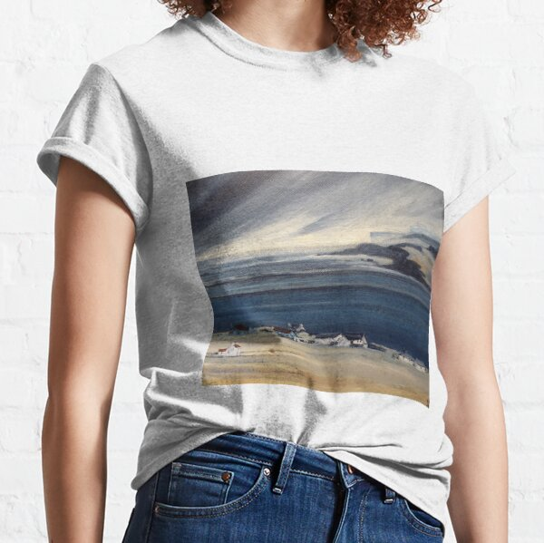View over Sandwick Classic T-Shirt