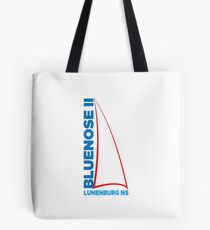 Bluenose II Lunenburg NS Tote Bag