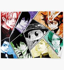 Vongola Family Poster
