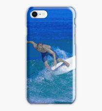 Silver Surfer iPhone Case/Skin