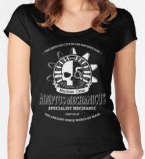 Adeptus Mechanicus Women's Fitted Scoop T-Shirt
