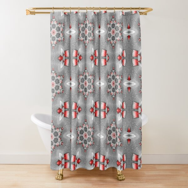 Generations Star Shower Curtain