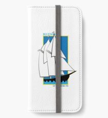 Bluenose II Lunenburg NS iPhone Wallet/Case/Skin