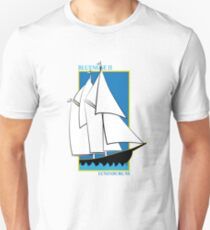 Bluenose II Lunenburg NS T-Shirt