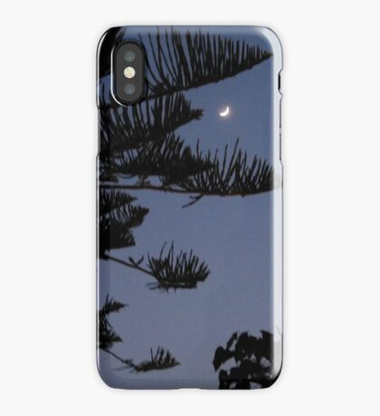 Moonlight Pine iPhone Case/Skin
