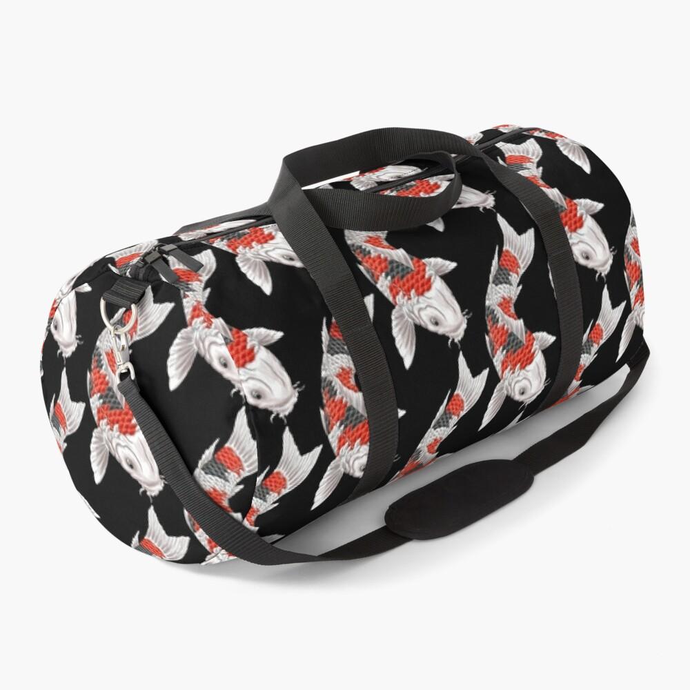 Koi Fish Duffle Bag