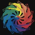 Giraffe Color Wheel by ChrisButler