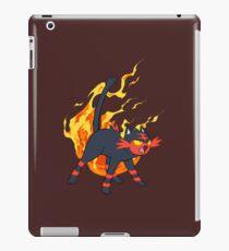 Litten Ember iPad Case/Skin
