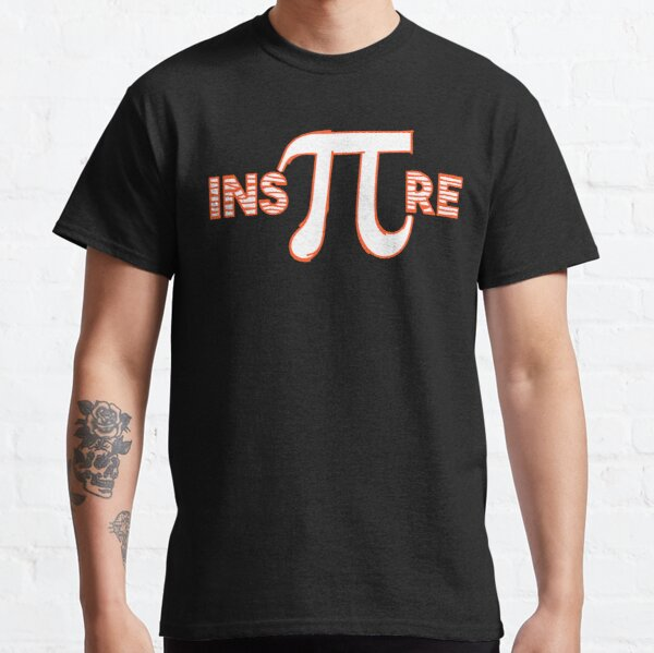 PI Inspire, Happy Pi Day 3.14 Number Gift Classic T-Shirt