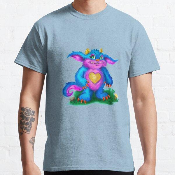 My little Heart MONSTER  Classic T-Shirt