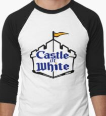 Castle Of White Men's Baseball ¾ T-Shirt