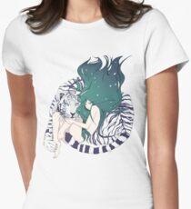 Frosty Goddess  Women's Fitted T-Shirt