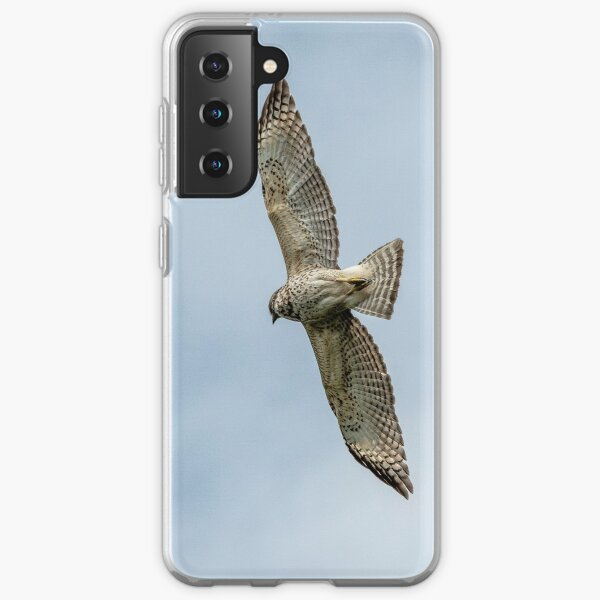 Full stretch while looking for prey. Samsung Galaxy Soft Case