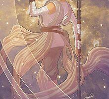 Lady of Light III by Missy Pena